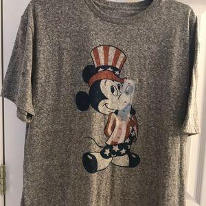 NWT Mickey Mouse tee sz xl